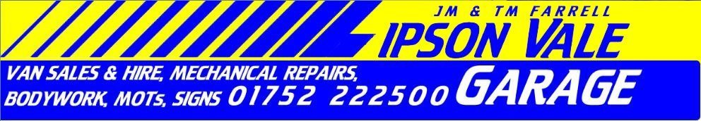 Specialist van garage in Plymouth by Lipson Vale Garage
